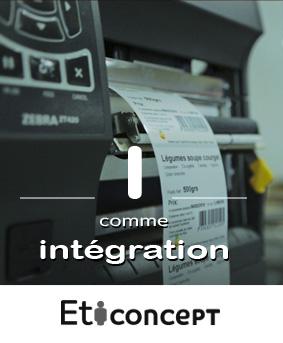 Intégration de matériel de traçabilité et collecte de données