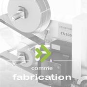 Fabrication de systèmes d'impression pose automatique d'étiquettes