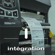 Intégration de matériel d'identification