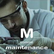 maintenance de matériel informatique