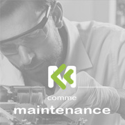 maintenance industrielle et informatique
